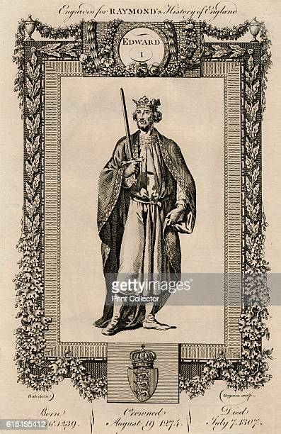 Edward I' c1787 Also known as Edward Longshanks and the Hammer of the Scots Edward I was King of England from 1272 to 1307 He spent much of his reign...