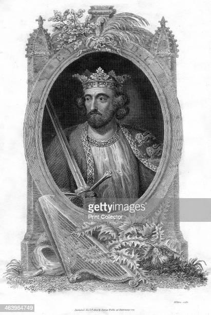 Edward I of England Portrait of King Edward who reigned 12721307