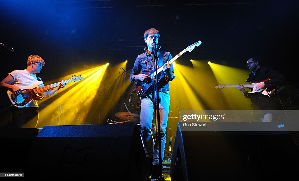 Mona Perform At Electric Ballroom In London : News Photo