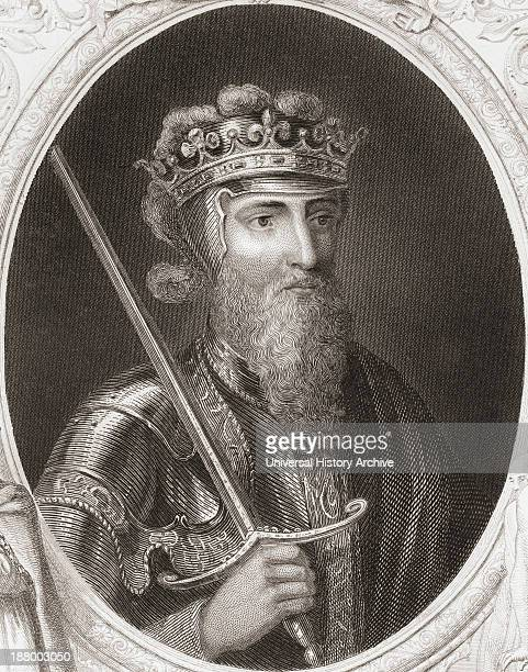 Edward Iii 1312 – 1377 King Of England From The History Of England Published 1859