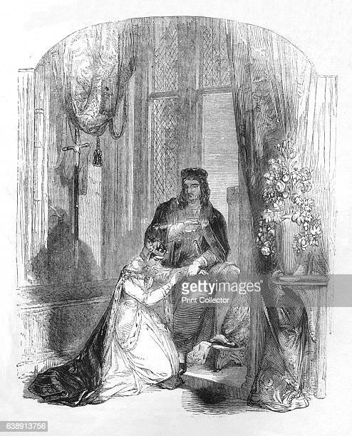 Edward III and the Countess of Salisbury' 1845 Catherine Grandison Countess of Salisbury was an English noblewoman remembered for her relationship...