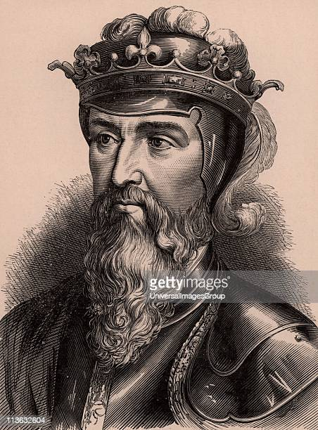 Edward III king of England from 1327 on the deposition of his father Edward II His claim in 1340 to the throne of France led to the Hundred Years'...