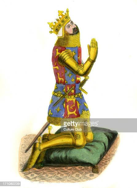Edward III King of England His reign saw rise of England as efficiencet military power and of development of Parliament 13 November 1312 – 21 June...