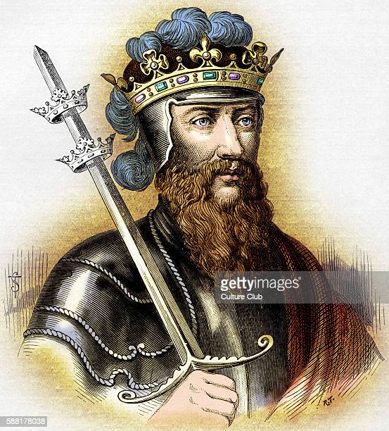 Edward III King of England His reign saw rise of England as efficiencet military power and of devlopment of Parliament 13 November 1312 – 21 June 1377