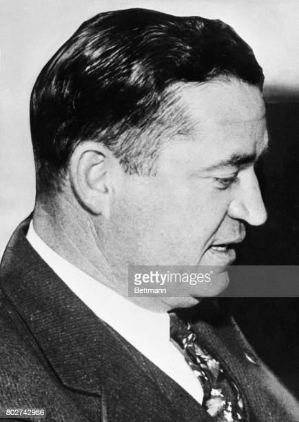 Edward J O'Hare president of Chicago's Sportsman's Park race track and an asserted onetime Al Capone associate who was fatally shot in gangland...