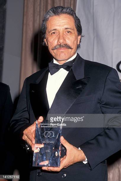 Edward James Olmos at the 1996 Overcoming Obstacles Achievement Awards New York Hilton Hotel