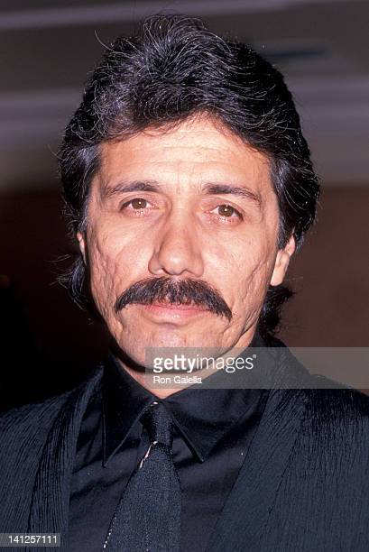 Edward James Olmos at the 48th Annual Golden Apple Awards Beverly Wilshire Hotel