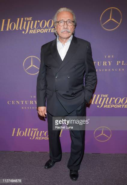 Edward James Olmos attends The Hollywood Reporter's 7th Annual Nominees Night at CUT on February 04 2019 in Beverly Hills California