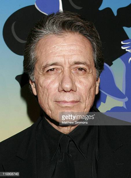Edward James Olmos during Latin International Film Festival Opening Night Gala at Egyptian Theatre in Hollywood California United States