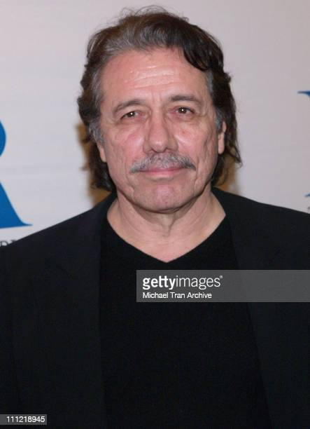 Edward James Olmos during The Museum of Television & Radio Presents The 23rd Annual William S. Paley Television Festival - An Evening with...