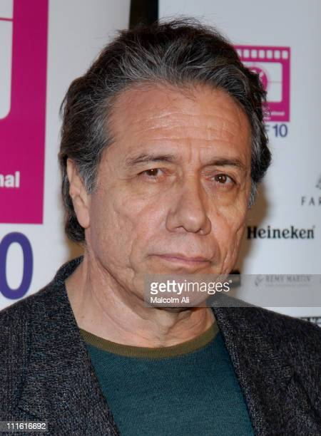 Edward James Olmos during Yellow Screening at the Los Angeles Latino International Film Festival 2006 at Egyptian Theater in Hollywood California...