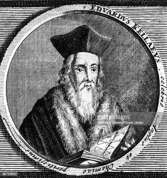 Edward Kelly was an assistant to John Dee Queen Elizabeth I�s astrologer Kelly was notorious for wearing an unusual cap on his head to hide the fact...