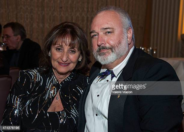 Edward L Moskowitz attends the 50th Annual CAS Awards From The Cinema Audio Society at Millennium Biltmore Hotel on February 22 2014 in Los Angeles...