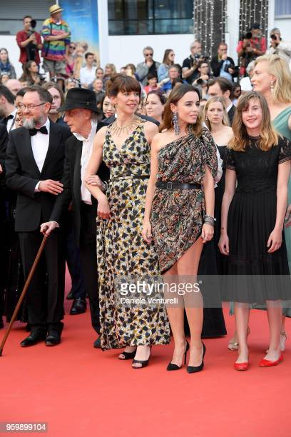 Edward Lachman Elodie Bouchez and guests attend the screening of The Wild Pear Tree during the 71st annual Cannes Film Festival at Palais des...