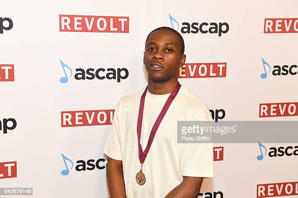 Edward 'LDB' Griffin attends 29th Annual ASCAP Rhythm And Soul Music Awards at the Beverly Wilshire Four Seasons Hotel on June 23 2016 in Beverly...