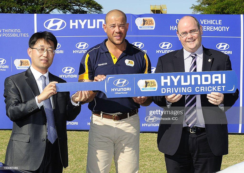 ICC U19 Cricket World Cup 2012 - Sponsor's Presentation