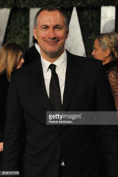 Edward Menicheschi attends VANITY FAIR Oscar Party ARRIVALS at Sunset Tower Hotel on March 7 2010 in West Hollywood California