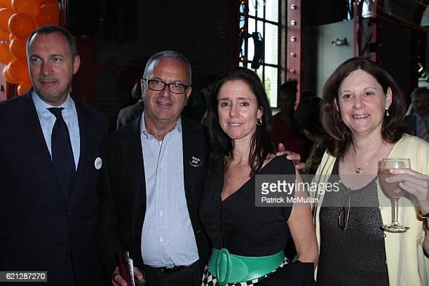 Edward Menitheschi Joe Melillo Julie Taymor and Karen Hopkins attend SUNDANCE INSTITUTE at BAM Opening Night Celebration to Feature Screening of...