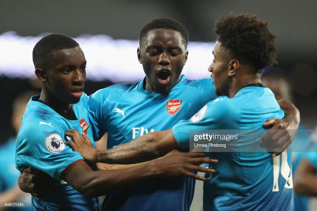 West Ham United v Arsenal - Premier League 2 : ニュース写真