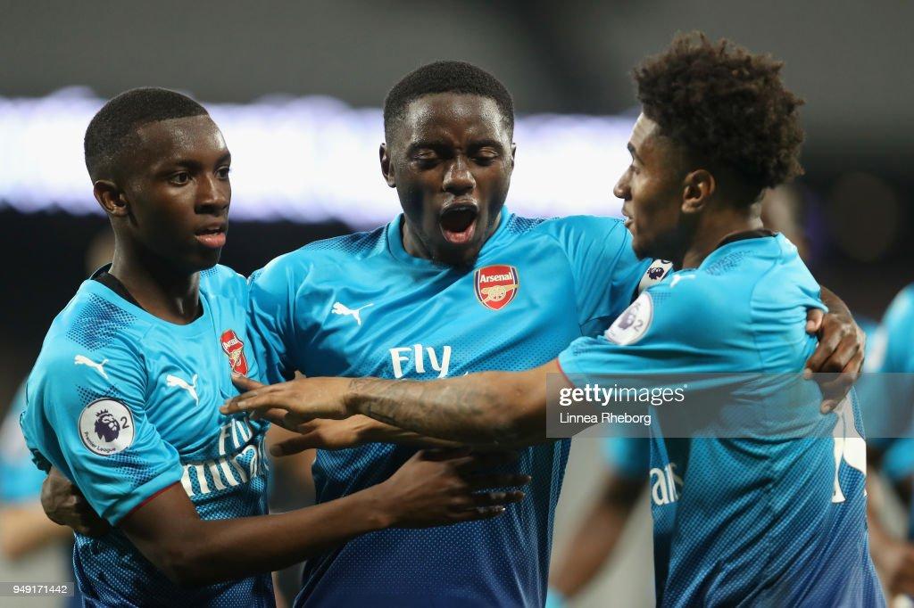 West Ham United v Arsenal - Premier League 2