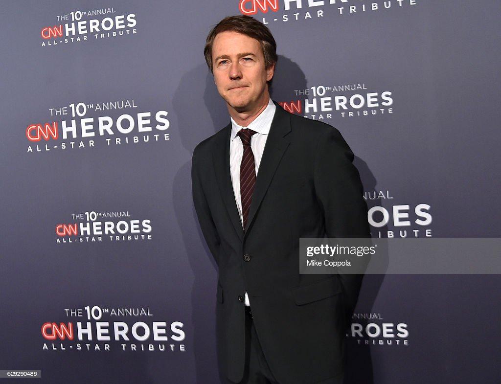 CNN Heroes Gala 2016 - Red Carpet Arrivals : Nachrichtenfoto