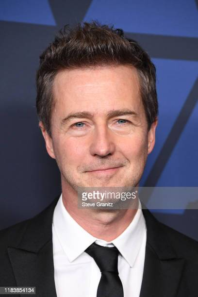 Edward Norton attends the Academy Of Motion Picture Arts And Sciences' 11th Annual Governors Awards at The Ray Dolby Ballroom at Hollywood & Highland...
