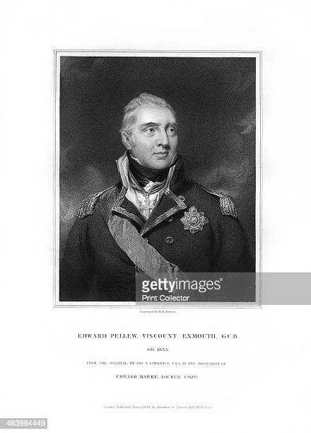Edward Pellew 1st Viscount Exmouth fought during the American War of Independence the French Revolutionary and the Napoleonic Wars