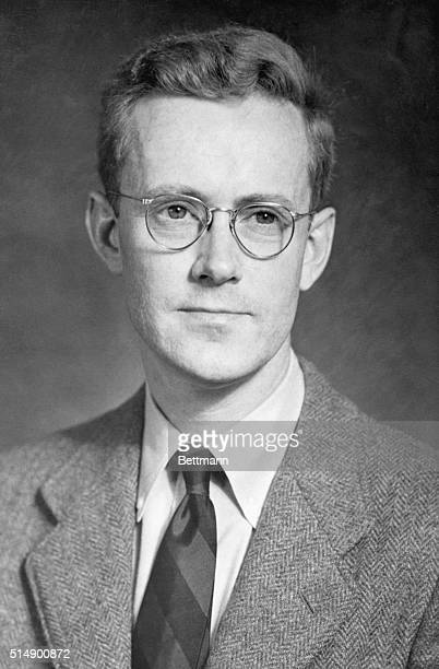 Edward Purcell, of Harvard University, was one of the co-recipients of the Nobel Prize in Physics in 1952.
