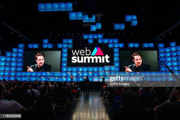 Edward Snowden former intelligence officer who served the CIA NSA and DIA for nearly a decade as a subject matter expert on technology and cyber...