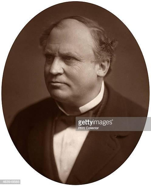 Edward Stanley, 15th Earl of Derby, politician and statesman, 1881. Stanley first entered parliament in 1848 as a Conservative member for King's...