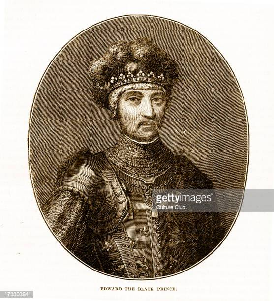 Edward the Black Prince Eldest son of Edward III of England As a military leader his victories over the French at Crécy and Poitiers during the...