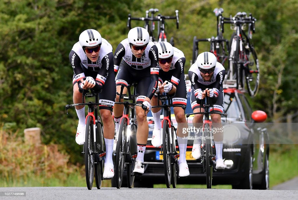 15th Tour of Britain 2018 - Stage 5