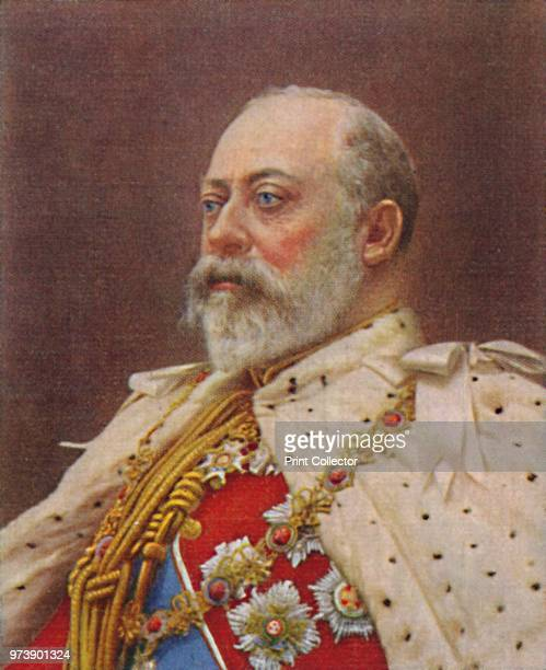 'Edward VII' 1935 Edward VII was King of the United Kingdom and the British Dominions and Emperor of India from 22 January 1901 until his death in...