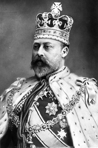 Edward VII King of Great Britain and Emperor of India...