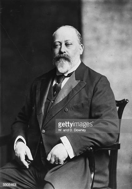 Edward VII King of Great Britain from 1901