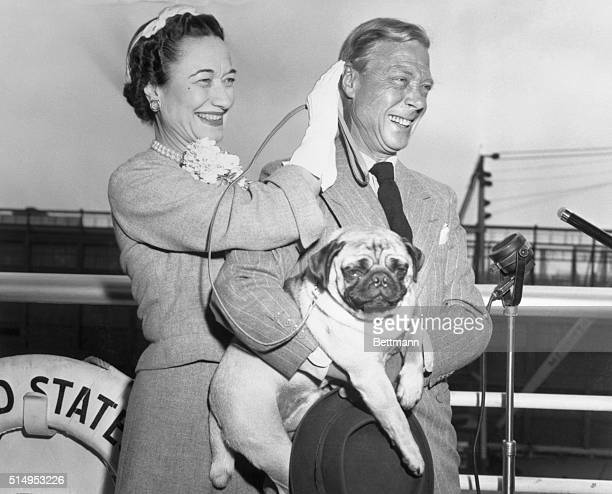 Edward VIII received the title Duke of Windsor in June 1937 That same year he married Wallis Simpson an American who became Dutchess of Windsor...