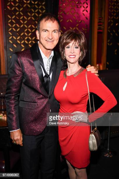 Edward Walson and Deana Martin attend the New York after party for Gotti starring John Travolta, in theaters June 15, 2018 on June 14, 2018.