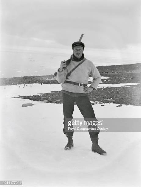 Edward Wilson Cape Adare Antarctica 09 January 1902 National Antarctic Expedition 19011904