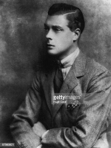 Edward Windsor Prince of Wales circa 1925 He acceded the throne as King Edward VIII in 1936 but abdicated to marry Wallis Simpson after less than a...