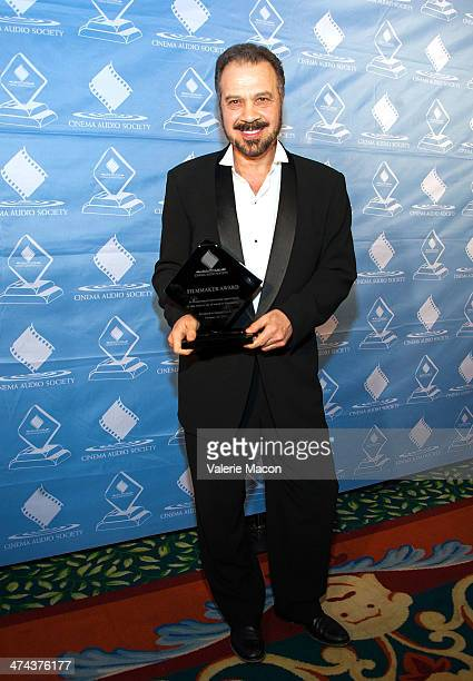 Edward Zwick attends the 50th Annual CAS Awards From The Cinema Audio Society at Millennium Biltmore Hotel on February 22 2014 in Los Angeles...