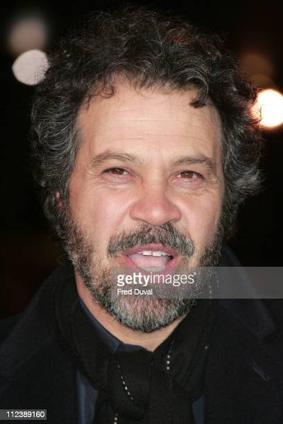 """Edward Zwick, director and producer during """"Blood Diamond"""" London Premiere - Arrivals at Odeon Leicester Square in London, Great Britain."""