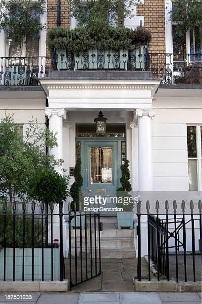 Edwardian House Entrance