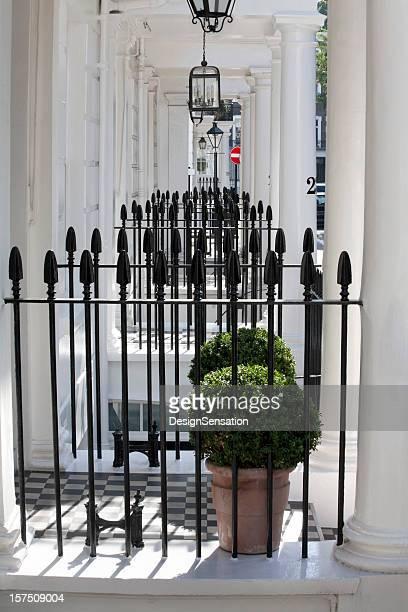 Maisons de la période edwardienne, Londres
