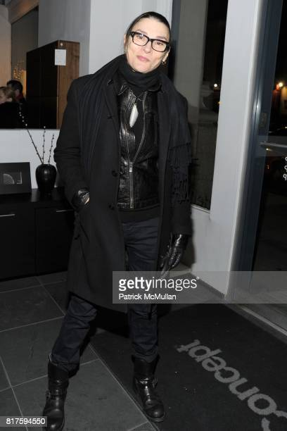 Edwidge Bellmore attends 8TH ANNUAL BoCONCEPT/KOLDESIGN HOLIDAY PARTY at BoConcept on December 14 2010 in New York City
