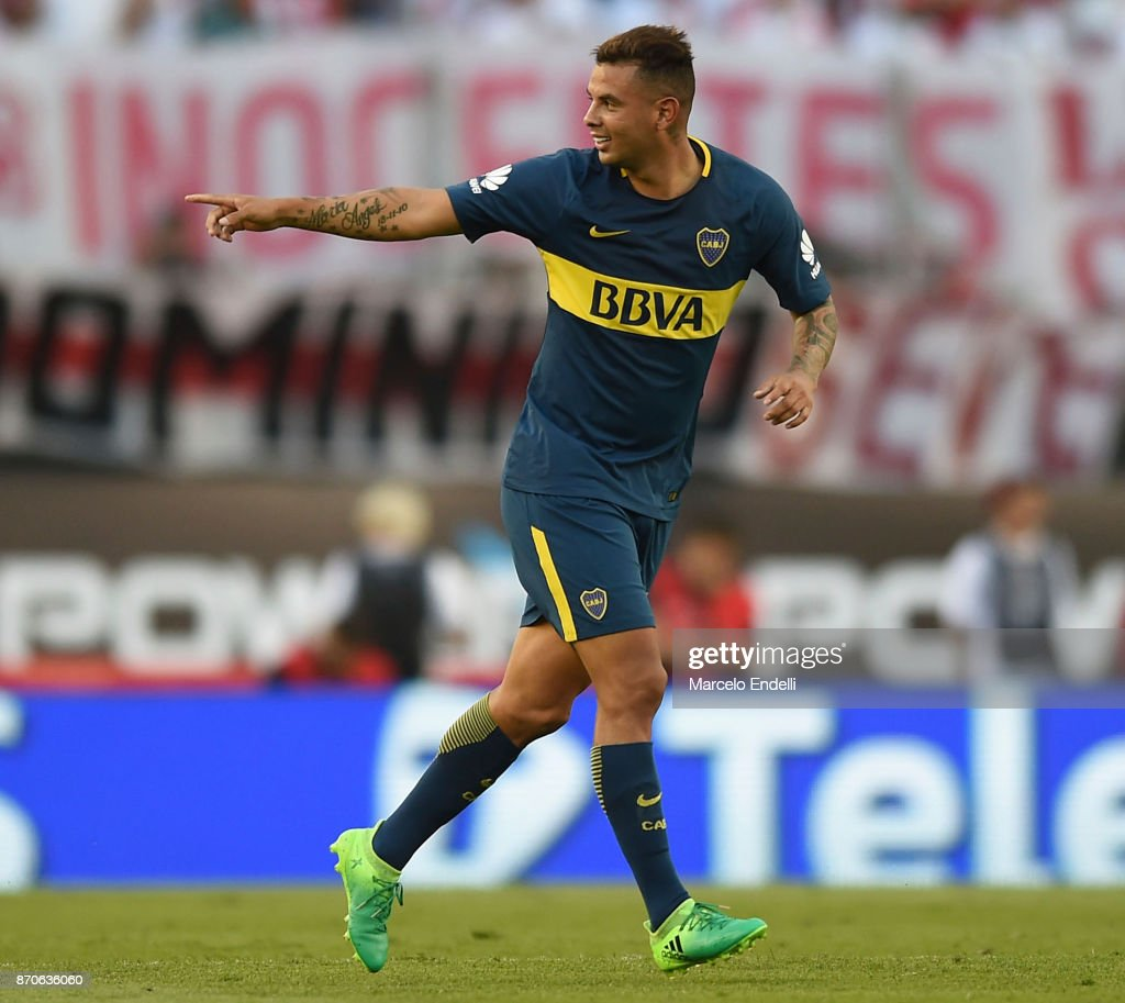 River Plate v Boca Juniors - Superliga 2017/18