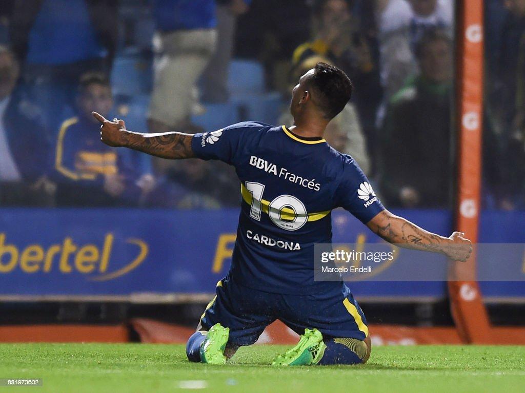 Boca Juniors v Arsenal - Superliga 2017/18
