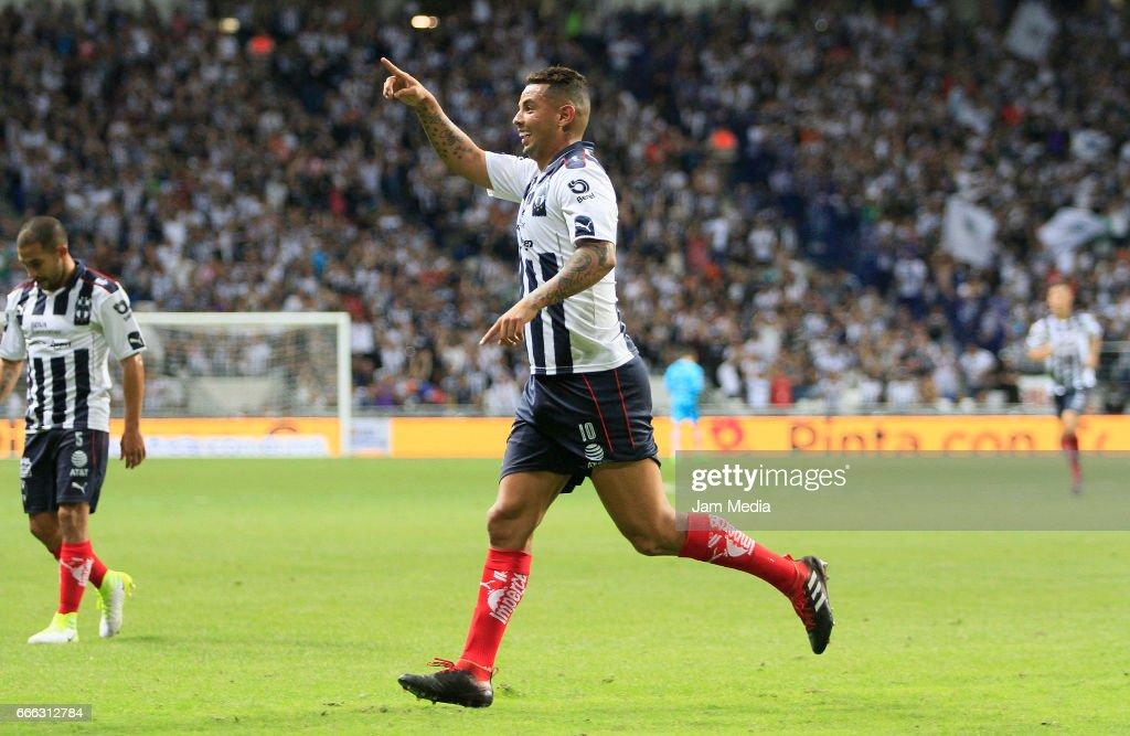 Monterrey v Chiapas - Torneo Clausura 2017 Liga MX