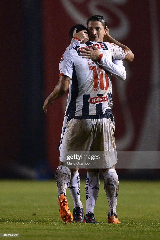 Monterrey v Leon - Clausura 2015 Liga MX