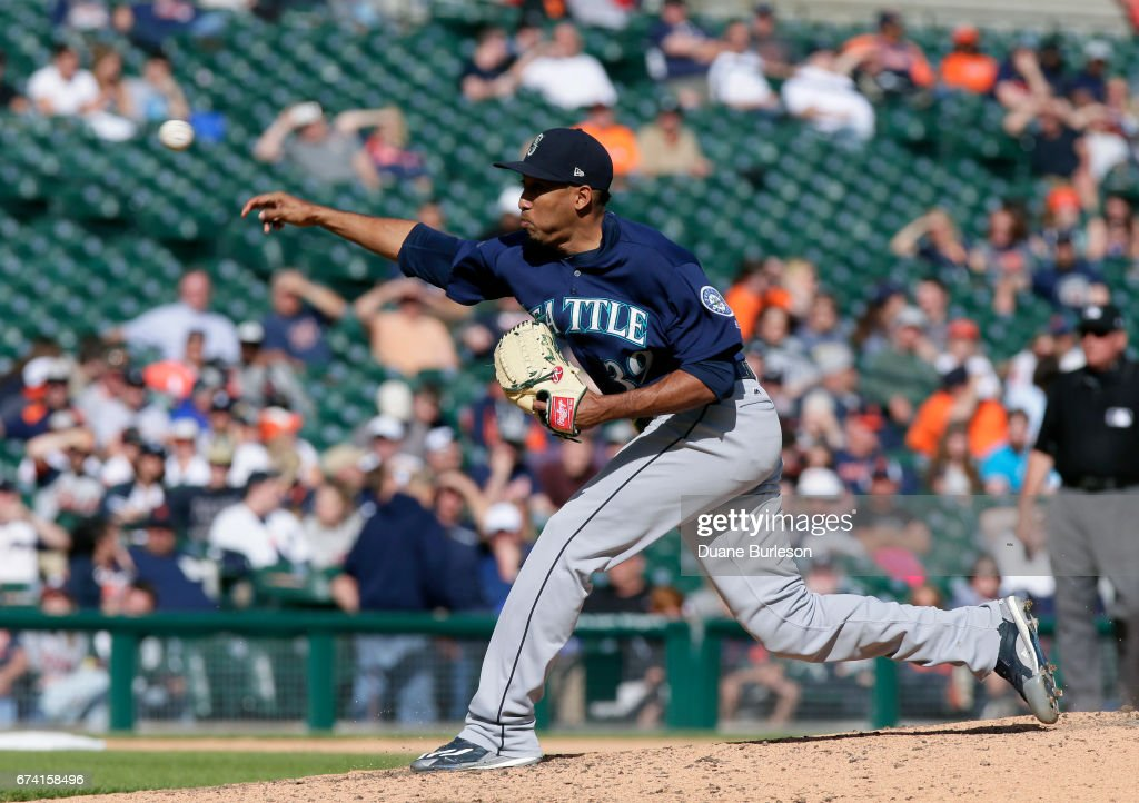 Seattle Mariners v Detroit Tigers : News Photo