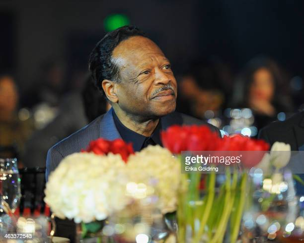 Edwin Hawkins attends BMI's 2014 Trailblazers of Gospel Music Awards Luncheon at Rocketown on January 17 2014 in Nashville Tennessee